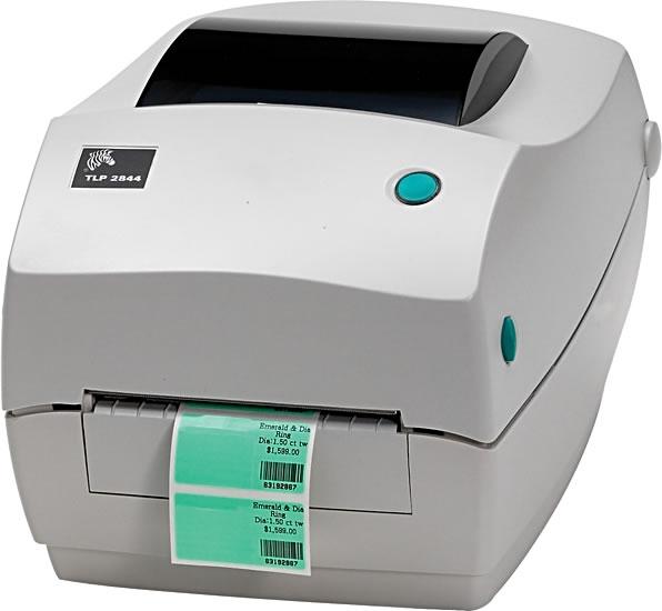 Zebra TLP2844 Etiket Barkod Yazıcı