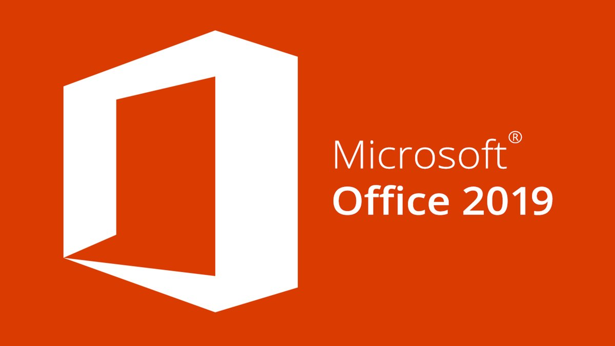 MICROSOFT Office 20191